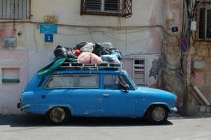 רכב תל אביב