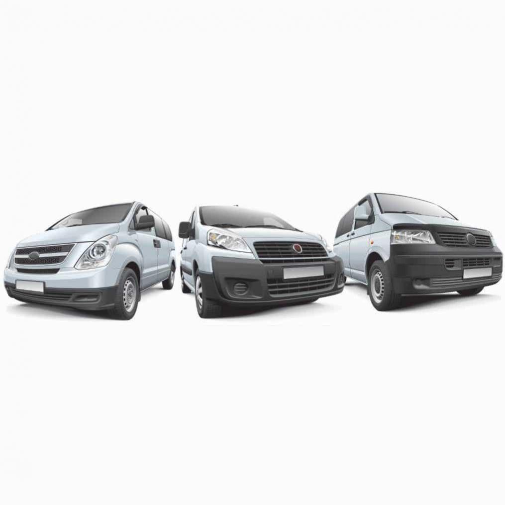 השכרת רכב מסחרי