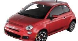 יורופקאר – Fiat 500