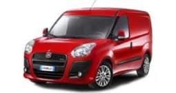 שלמה Fiat Doblo – Sixt